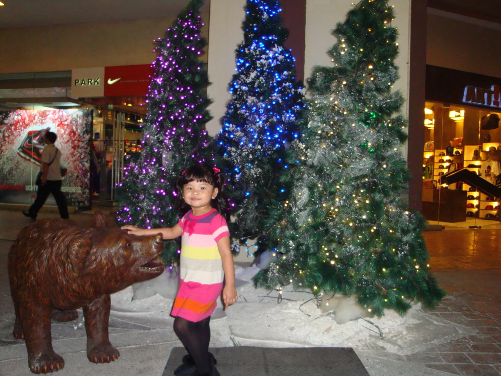 Christmas Forest Eastwood City Walk 2