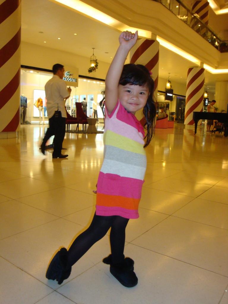 Keisha wears H&M