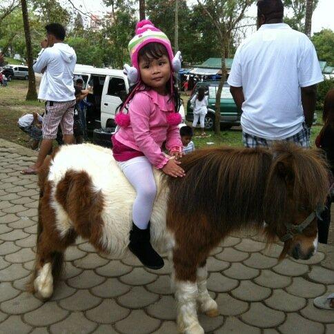 Horseback Riding in Tagaytay