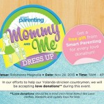 Smart Parenting Mommy and Me Dress Up Event