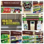 Robinsons Supermarket Health and Wellness Section