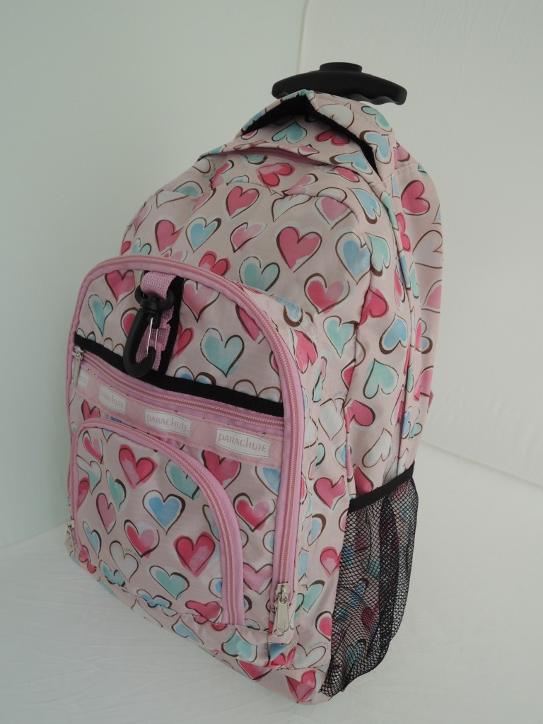 Parachute Bag Rolling Backpack
