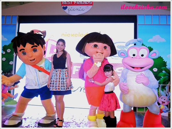 Dora and Keisha