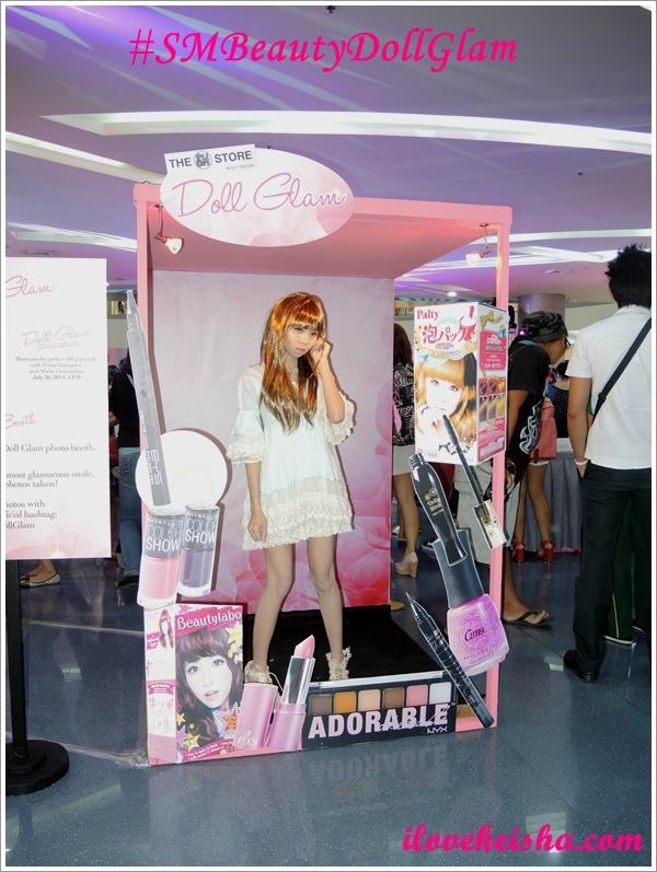 SM Beauty Doll Glam