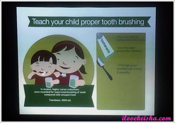Proper Tooth Brushing