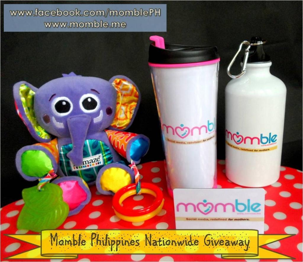 Momble gift pack - elephant