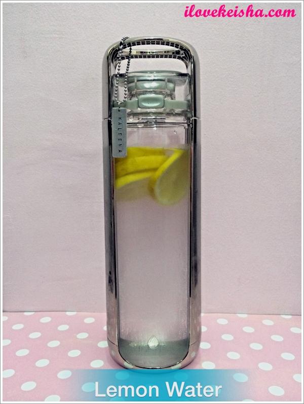 Kor Water Bottle: Myra Holistic Skin Care