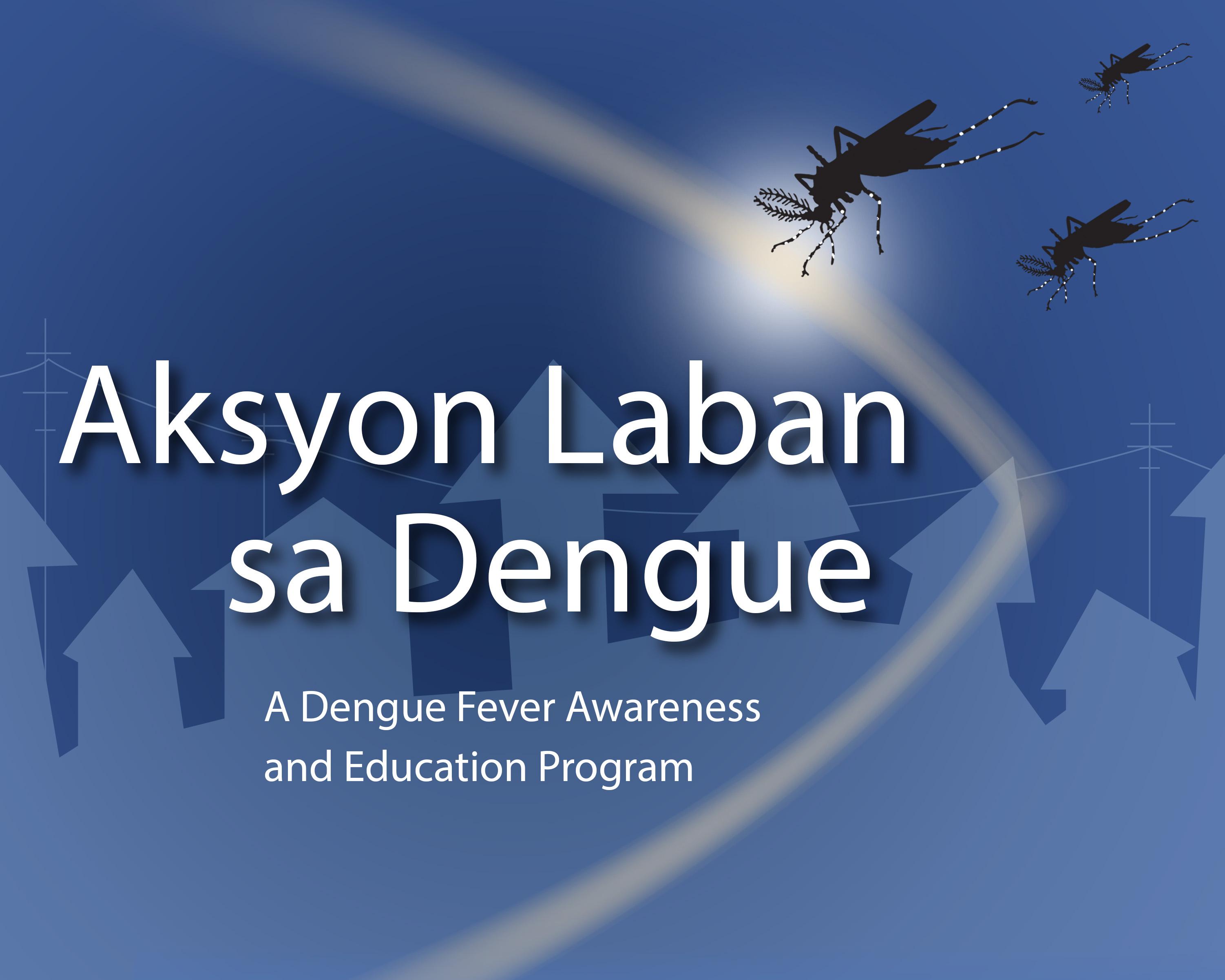 Aksyon Laban sa Dengue