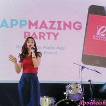 Robinsons Malls App Launch Maja Salvador