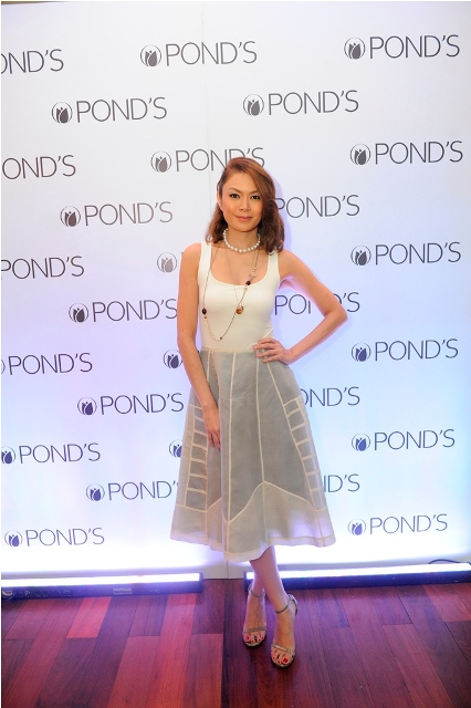 Apples Aberin for Pond's