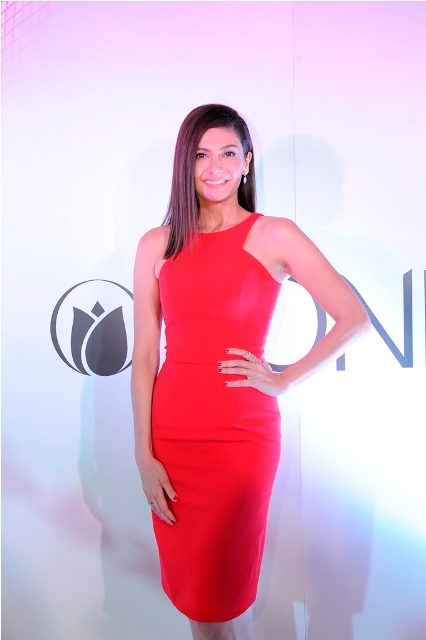 Charlene Gonzales-Muhlach Pond's Event