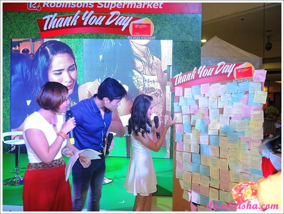 Robinsons Supermarket's Thank You Day