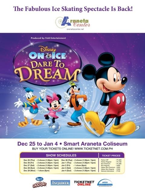 Disney On Ice Ticket Prices