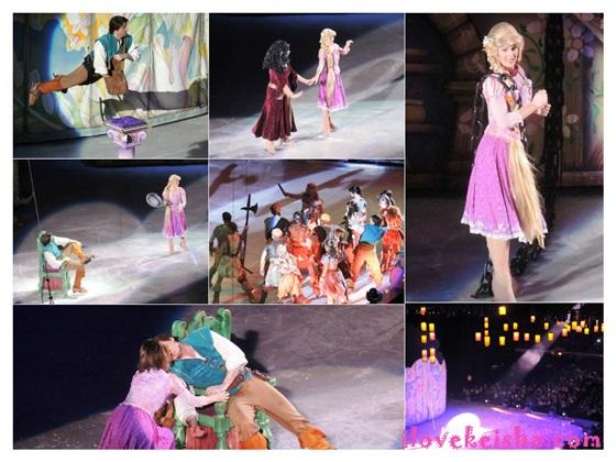 Disney on ice rapunzel