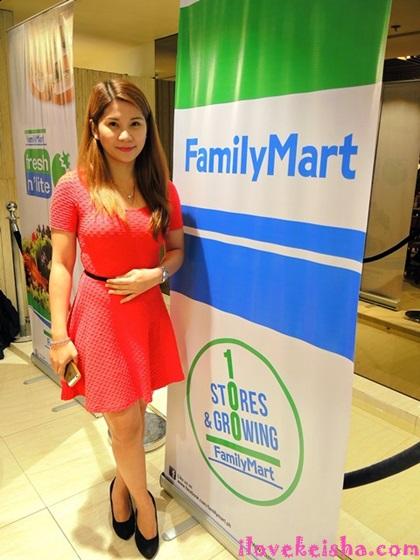 Mommy Kaye x FamilyMart