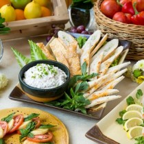 RHO RCafe - Mom's Country Garden Luncheon,  Antipasto