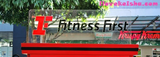 fitness first push your limits