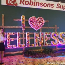 Robinsons Supermarket Wellness Campaign