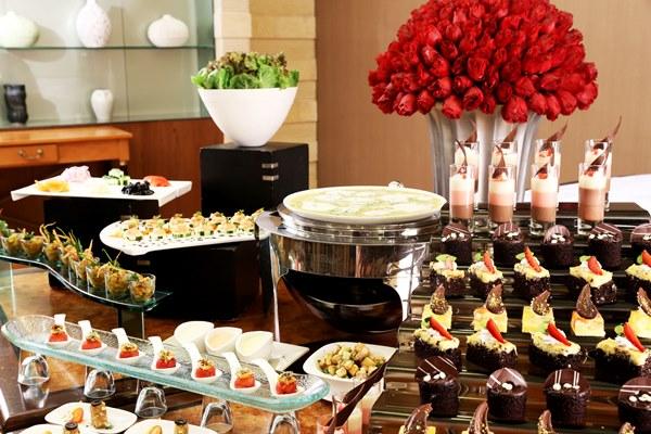 ERH Executive Meal - Soup, Salad & Dessert Buffet PR