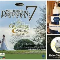Mobee sweet treats at wedding destination Pampanga year 7