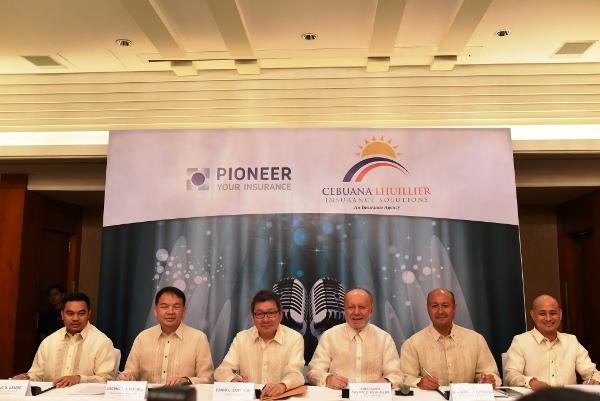 Cebuana Lhuillier and Pioneer Insurance Partnership