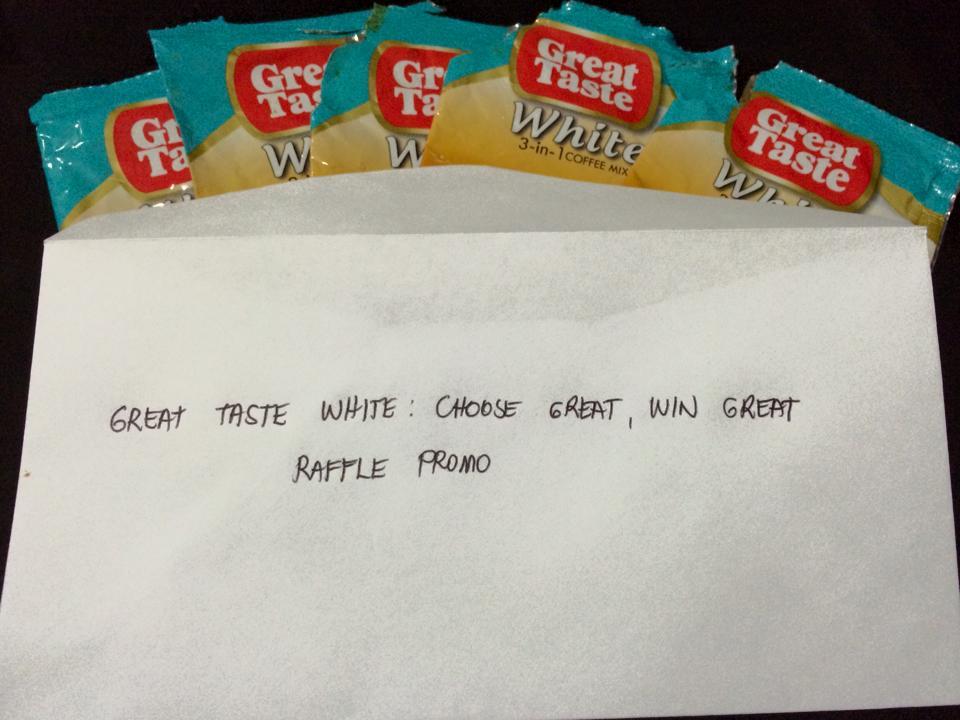 Great Taste White