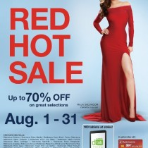 Red Hot Sale 2015 poster web