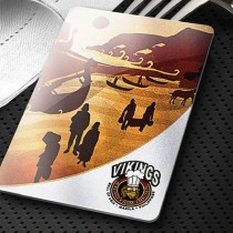 Vikings Loyalty Card 1