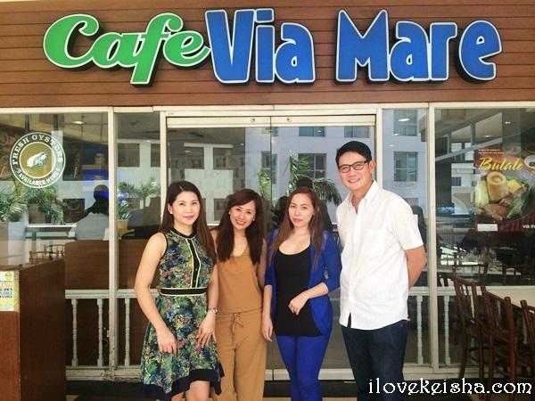 Via Mare: The Living Legacy of Filipino Food