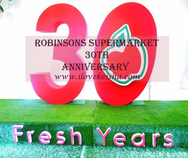 Robinsons Supermarket 30 Years copy
