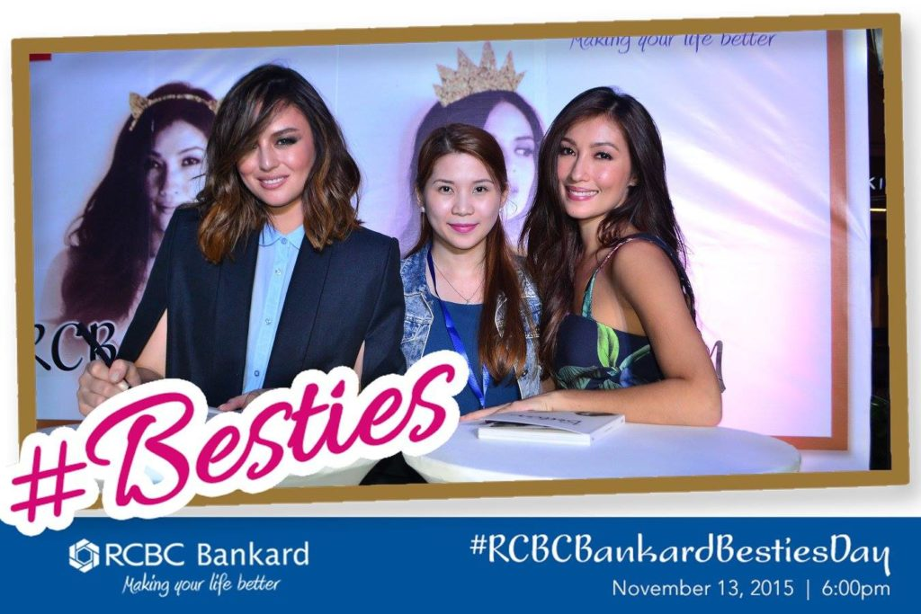 Besties Day with RCBC Kaye Georgina Wilson, Solenn Heussaff