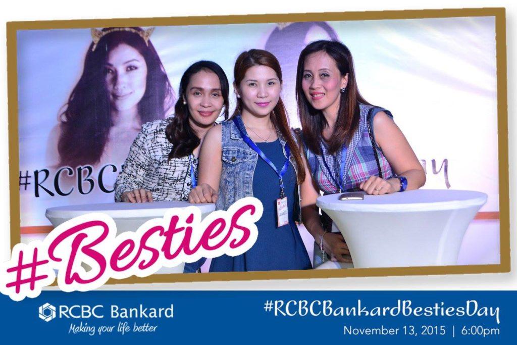 Besties Day with RCBC Kaye Jen Jenny