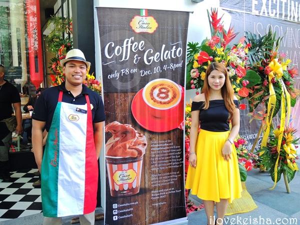 Casa Italia Opens in BGC 16
