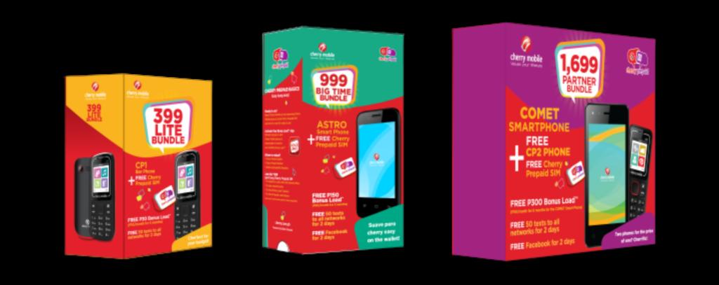 phone bundle boxes HD