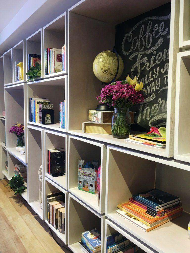 Book & Borders Cafe BGC 7