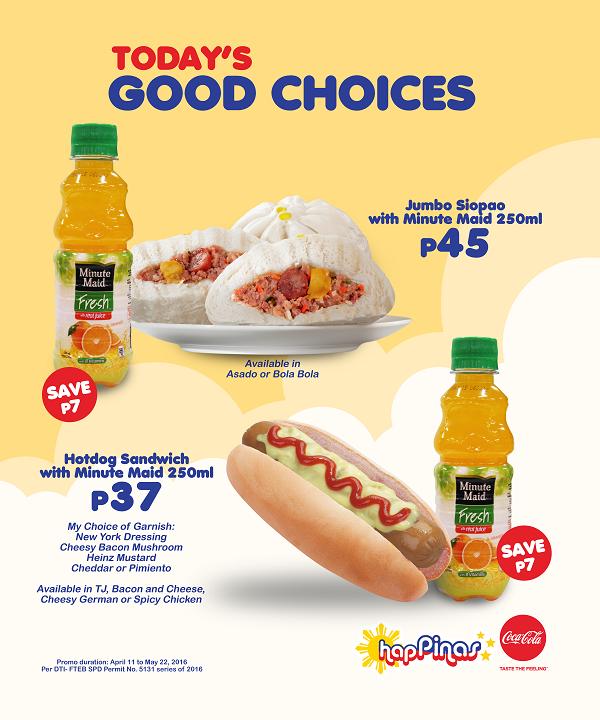 Happinas Siopao-Hotdog