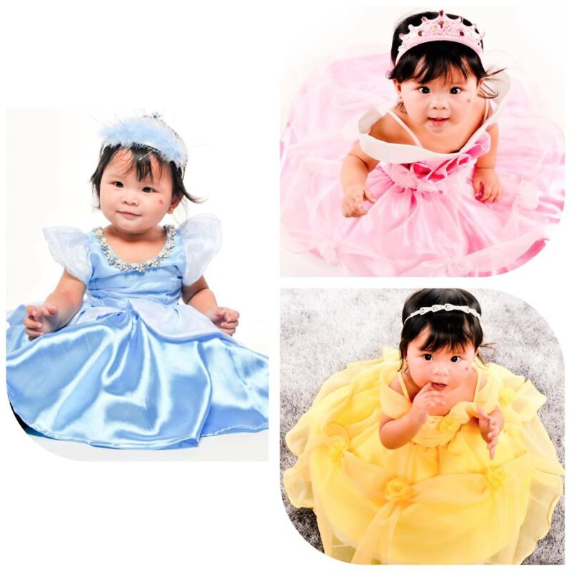 Keisha as Disney Princesses