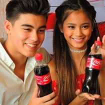 Ministop X Coca-Cola Partnership Bailey Ylona
