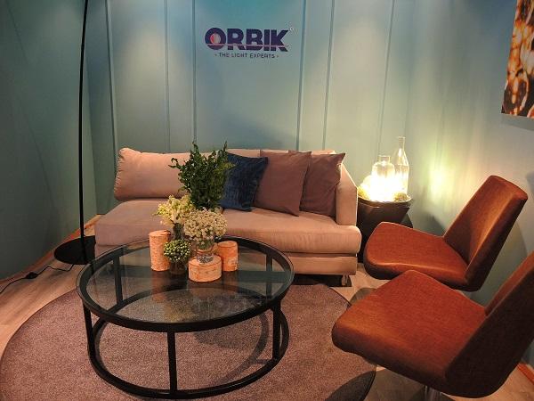 Orbik The Light Experts Living Room
