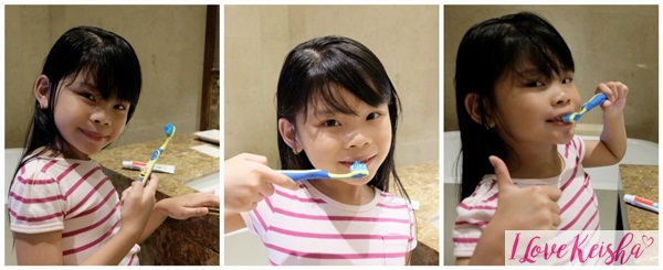 Colgate Minions Toothbrush Collage
