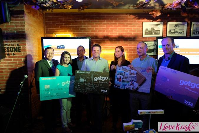 #FlyForFreeFaster Cebu Pacific GetGo Visa Debit and Credit Cards by UnionBank 2