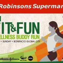 RSC-9th Fit and Fun Buddy Run