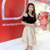 Watsons Kiss Aging Goodbye Event - Kaye